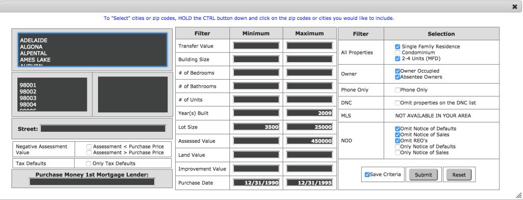ReboGateway Filters