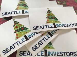 Seattle Investors Club Holiday Party 2016
