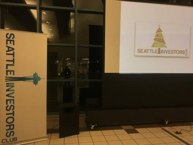 Seattle Investors Club slideshow
