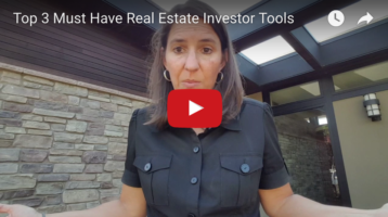 Top 3 Must Have Real Estate Investor Tools