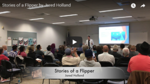stories of a flipper by jared holland