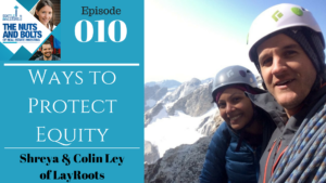 SIC 010: Ways to protect equity website