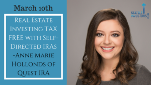 Real Estate Investing TAX FREE with Self-Directed IRAs