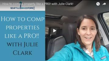 How to comp a property like a PRO!