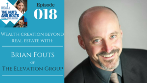 SIC 018: Wealth creation beyond real estate with Brian Fouts