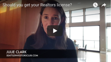 Should you get your Realtors license?
