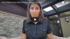 Tip of the Day: Top 3 Must Have Real Estate Investor Tools