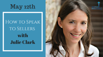 How to Speak to Sellers with Julie Clark