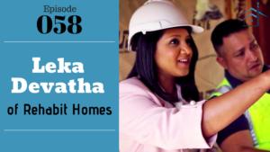 SIC 058_ Leka Devatha of Rehabit Homes with Julie Clark and Joe Bauer