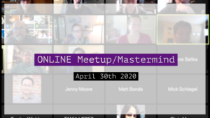 Seattle Investors Club Meetup_Mastermind Recording Meetup April 30th