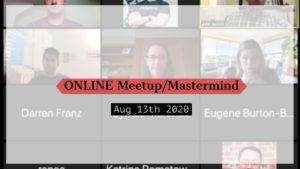 Meetup_Mastermind Aug 13th