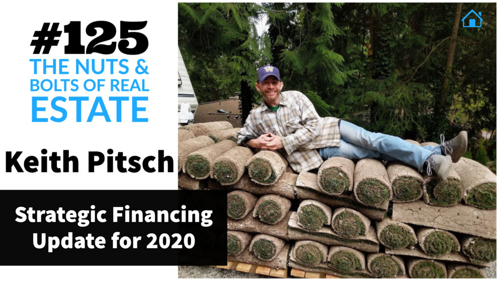 SIC 125_ Strategic Financing Update for 2020 with Keith Pitsch with Julie Clark and Joe Bauer
