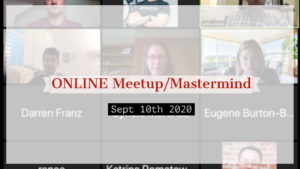 Meetup_Mastermind Sept 10th by Julie Clark