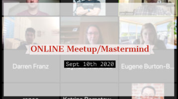 Meetup_Mastermind Sept 10th by Julie Clark