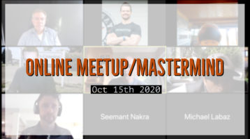 Meetup_Mastermind Oct 15th 2020 with Aaron Royce