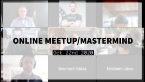 Meetup_Mastermind Oct 22nd 2020 with Julie Clark