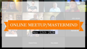 Meetup_Mastermind Nov 12th 2020 with SIC members