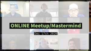 Meetup_Mastermind Dec 17th with Julie Clark and Marishka Pilch