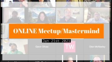 Meetup_Mastermind Jan 21st 2021 with Julie Clark and Marishka Pilch