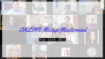 Meetup_Mastermind Feb 11th 2021 with Julie Clark