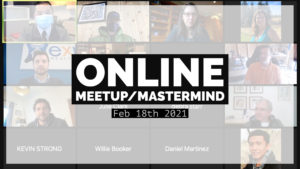 Meetup_Mastermind Feb 18th 2021 with Julie Clark
