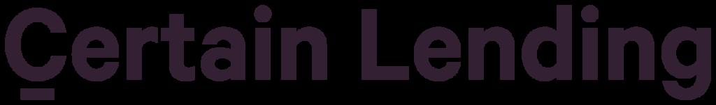 Certain Lending logo