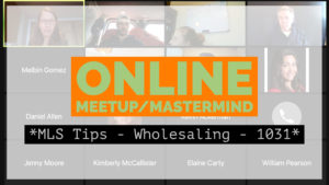 Meetup_Mastermind Mar 11th 2021 with Julie Clark and Keith Pitsch