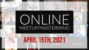 Meetup_Mastermind April 15th 2021