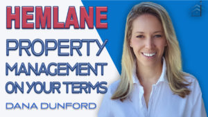 SIC 143 - Hemlane - Property Management on Your Terms with Dana Dunford