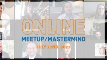 Meetup Mastermind July 22nd 2021