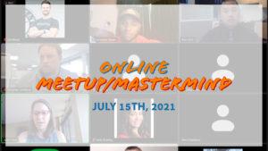 Oline Meetup/mastermind - Nationwide Wholesaling