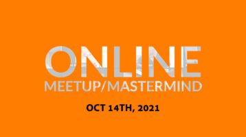 Meetup Mastermind Oct 14th 2021