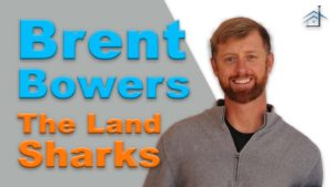 The Land Sharks with Brent Bowers with Julie Clark and Joe Bauer