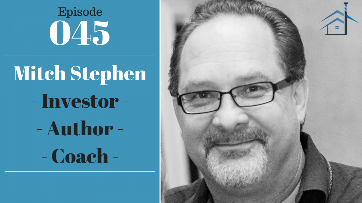 SIC 045: Mitch Stephen - Investor - Author - Coach on the Seattle Investors Club podcast